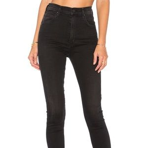 Citizens of Humanity Black High Waisted Jeans